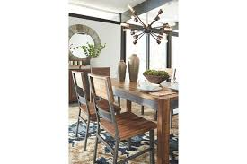 Dining Room Com by Harlynx Dining Room Table Ashley Furniture Homestore