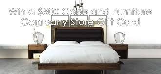 copeland furniture company store copeland furniture company