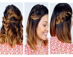 Easy Wedding Hairstyles For Short Hair by Very Easy Hairstyle For Short Hair Hairstyles And Haircuts