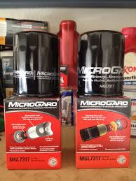 nissan versa quarts of oil microgard fram vs new microgard champ filter engine oil