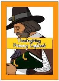 thanksgiving lapbook homeschool curriculum unit studies and