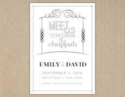 Wedding Invitations Under 1 The 25 Best Jewish Wedding Invitations Ideas On Pinterest