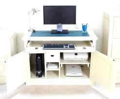 Hide Away Computer Desk Office Desk Hideaway Computer Desks For Home Hideaway