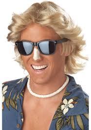 men feathered hair w219 70s feather hair disco ladies man ebay