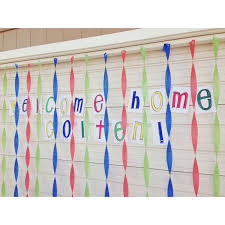 welcome home decoration excellent welcome home baby by on etsy
