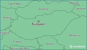 middle east map hungary where is budapest hungary budapest budapest map worldatlas