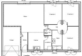 plan maison 90m2 plain pied 3 chambres plan maison 90m2 plain pied newsindo co