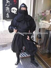 Samurai Halloween Costume Ninja Hakama Costume Black Iga Japan Buy Ninja Samurai