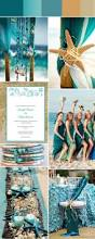 3 beautiful soft color ideas for summer beach wedding concept