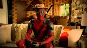 australia day message from deadpool