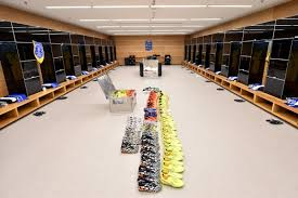 inside the world cup locker rooms brazil photos inside the