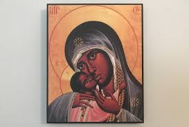 are icons okay to use in prayer and worship anglican pastor