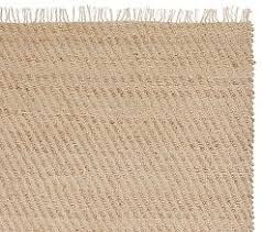 Jute And Chenille Area Rug Neutral Area Rugs Nursery Rugs For And Babies Pottery