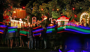 the boulevard christmas lights display illuminates outer melbourne
