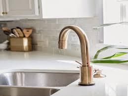 Kitchen Faucets Bronze 17 Best Ideas About Gold Faucet On Pinterest Brass Bathroom