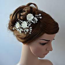 hair jewellery bridal hair pins hair jewellery set of 3 hair pins with