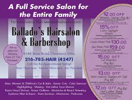 ballado u0027s barbershop u0026 hairsalonfamily owned and operated home