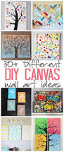 Bathroom Art Ideas For Walls Colors Best 25 Diy Canvas Art Ideas On Pinterest Diy Canvas Glue