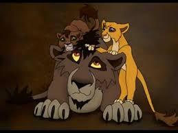 lion king nuka u0027s story