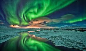 can i see the northern lights in iceland in april incredible images show northern lights illuminating iceland s night