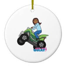 atv ornaments keepsake ornaments zazzle