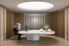 Reception Desks Sydney by Gilbert Tobin Projects Woods Bagot