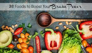 38 foods to boost your brain power happiness matters