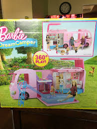 barbie jeep 2000 barbie dream camper mercari buy u0026 sell things you love