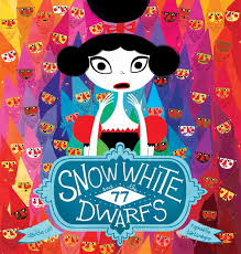 book review snow white 77 dwarfs davide cali