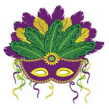 where can i buy mardi gras masks mardi gras mask with gorgeous feathers applique machine embroidery