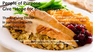 give for the holidays of purpose cdc