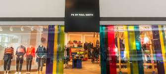 pul smith festival walk shopping shop detail