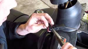 rmk700 choke lever fix youtube