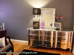 champagne taste master bedroom reveal