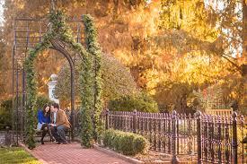 St Louis Botanical Garden Hours Louis Wedding Engagement Photographer Missouri Botanical