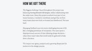 Home Based Photoshop Design Jobs 10 Inspiring Ux Portfolios Creative Cloud Blog By Adobe