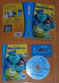 monsters disney book enhanced cd cassette
