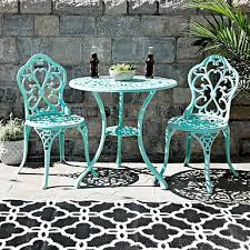 Bistro Patio Table And Chairs Set Outdoor Sets Bistro Sets Kirklands