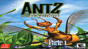 antz extreme racing gameplay parte 1 español ps2 youtube