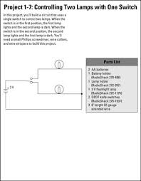 electronics projects how to build a three way lamp switch dummies