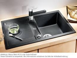 vasque de cuisine evier blanco encastrable blancometra 45 s 1 cuve notre avis 2018