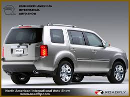 2009 honda pilot information and photos zombiedrive