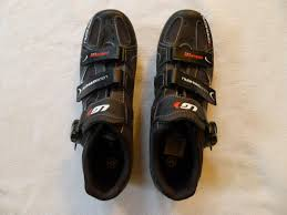 leather bike shoes louis garneau louis garneau ergo air pro cycling shoe