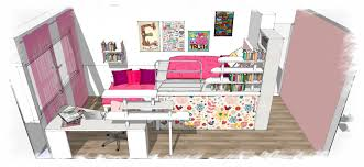 Open Floor Plan Studio Apartment Bedroom New Design Awesome Indoor Garden On All Kitchen