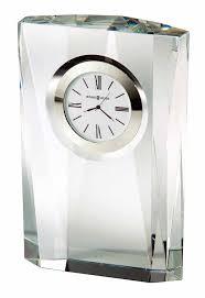 howard miller quest 645 720 crystal table clock