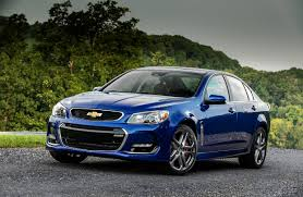 the chevy ss a fine sports sedan that faces extinction wsj
