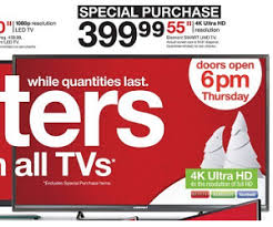 target open on black friday 399 99 55 inch element smart uhd tv deal at target black friday sale