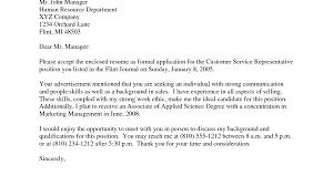 Sample Cover Letter Customer Service Representative Position by Sample Cover Letter Sales Sap Hr Consultant Cover Letter Brilliant