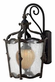 Cast Iron Outdoor Lighting by Aged Iron Sorrento U003e Exterior Wall Mount