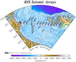 Ucsd Maps Ice Shelf Vibrations
